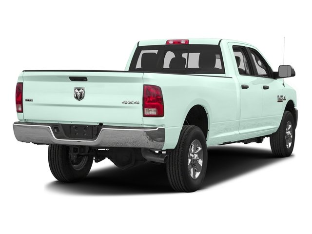 Robin Egg Blue 2016 Ram Truck 3500 Pictures 3500 Crew Cab SLT 2WD photos rear view