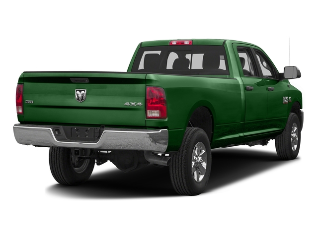 Tree Green 2016 Ram Truck 3500 Pictures 3500 Crew Cab SLT 4WD photos rear view