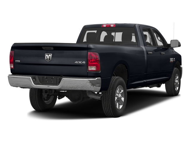 Midnight Blue Pearlcoat 2016 Ram Truck 3500 Pictures 3500 Crew Cab SLT 2WD photos rear view