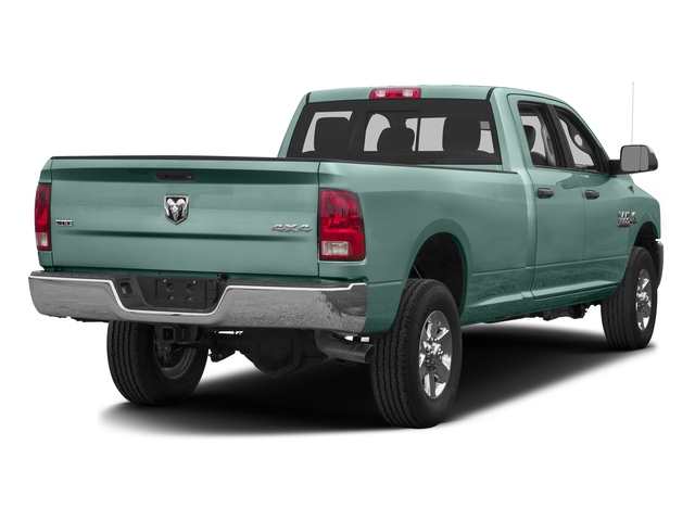 Light Green 2016 Ram Truck 3500 Pictures 3500 Crew Cab SLT 4WD photos rear view