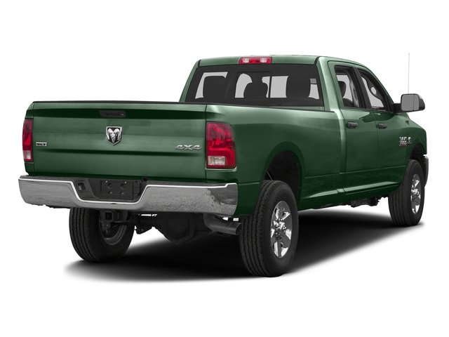 Timberline Green Pearlcoat 2016 Ram Truck 3500 Pictures 3500 Crew Cab SLT 4WD photos rear view