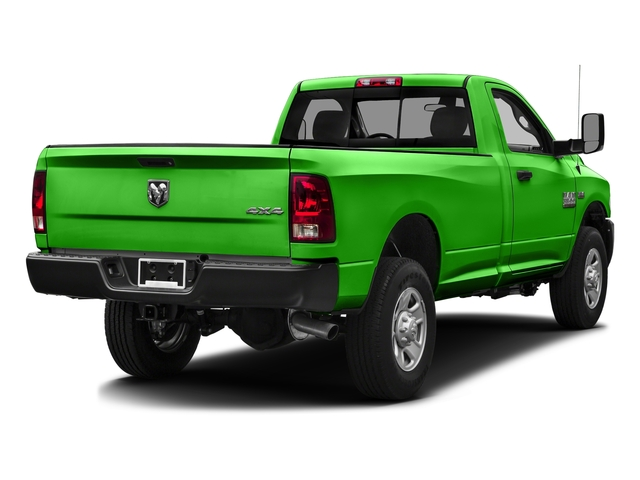 Hills Green 2016 Ram Truck 3500 Pictures 3500 Regular Cab SLT 2WD photos rear view