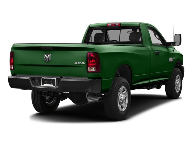 Tree Green 2016 Ram Truck 3500 Pictures 3500 Regular Cab SLT 2WD photos rear view
