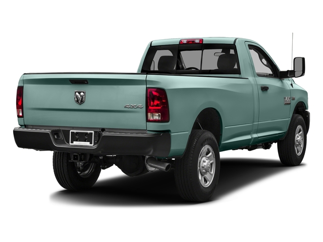 Light Green 2016 Ram Truck 3500 Pictures 3500 Regular Cab SLT 2WD photos rear view