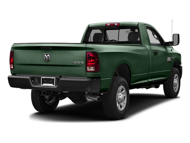 Timberline Green Pearlcoat 2016 Ram Truck 3500 Pictures 3500 Regular Cab SLT 2WD photos rear view