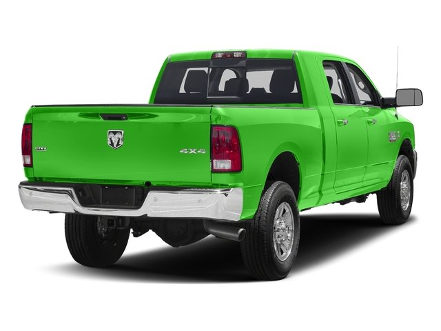 Hills Green 2016 Ram Truck 3500 Pictures 3500 Mega Cab SLT 4WD photos rear view