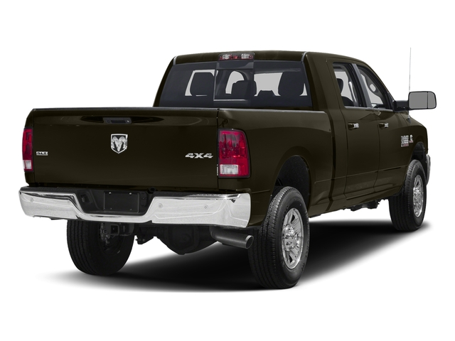 Dark Brown 2016 Ram Truck 3500 Pictures 3500 Mega Cab SLT 4WD photos rear view