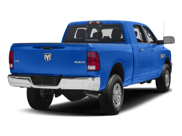 Holland Blue 2016 Ram Truck 3500 Pictures 3500 Mega Cab SLT 4WD photos rear view