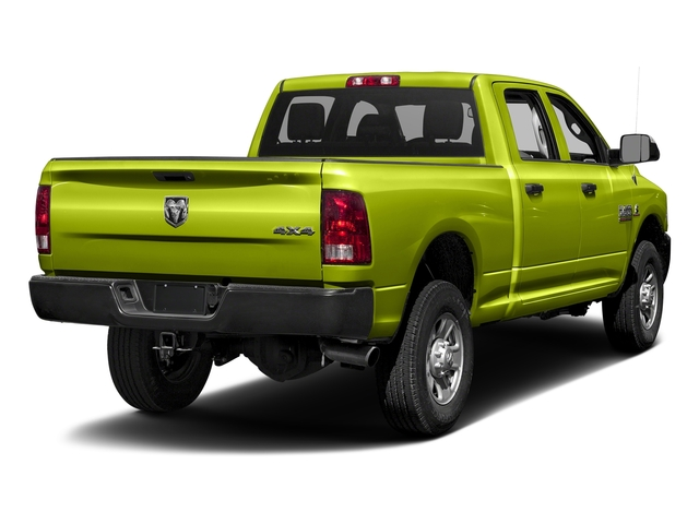 National Safety Yellow 2016 Ram Truck 3500 Pictures 3500 Crew Cab Tradesman 2WD photos rear view