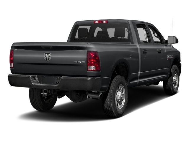 Granite Crystal Metallic Clearcoat 2016 Ram Truck 3500 Pictures 3500 Crew Cab Tradesman 2WD photos rear view