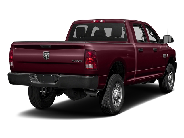 Delmonico Red Pearlcoat 2016 Ram Truck 3500 Pictures 3500 Crew Cab Tradesman 2WD photos rear view