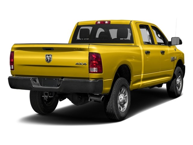 Detonator Yellow Clearcoat 2016 Ram Truck 3500 Pictures 3500 Crew Cab Tradesman 2WD photos rear view