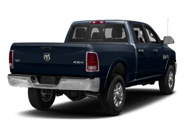 True Blue Pearlcoat 2016 Ram Truck 3500 Pictures 3500 Crew Cab Laramie 2WD photos rear view