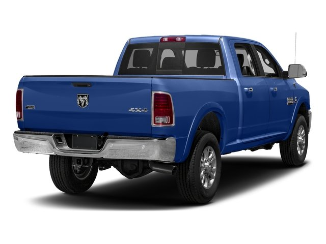 Blue Streak Pearlcoat 2016 Ram Truck 3500 Pictures 3500 Crew Cab Laramie 2WD photos rear view