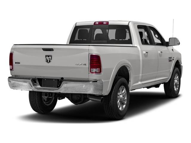 Bright Silver Metallic Clearcoat 2016 Ram 3500 Pictures 3500 Crew Cab Laramie 2WD photos rear view