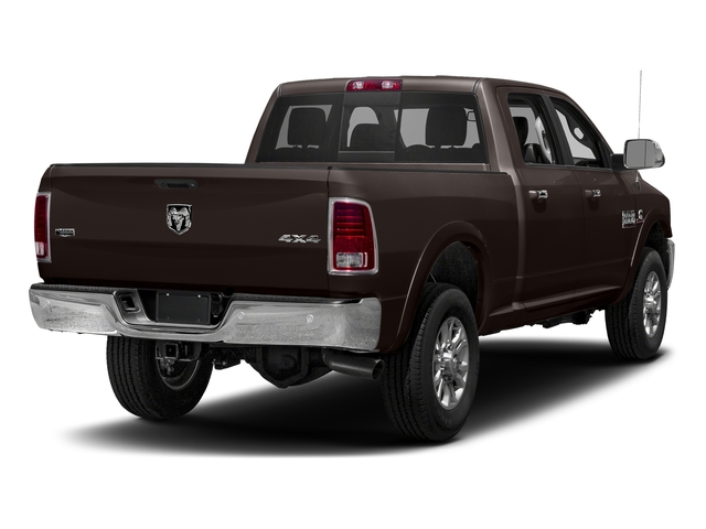 Luxury Brown Pearlcoat 2016 Ram Truck 3500 Pictures 3500 Crew Cab Laramie 2WD photos rear view