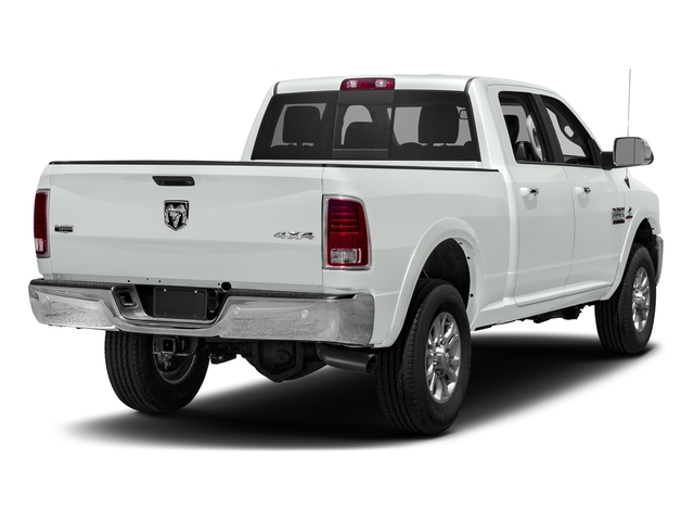Bright White Clearcoat 2016 Ram Truck 3500 Pictures 3500 Crew Cab Laramie 2WD photos rear view