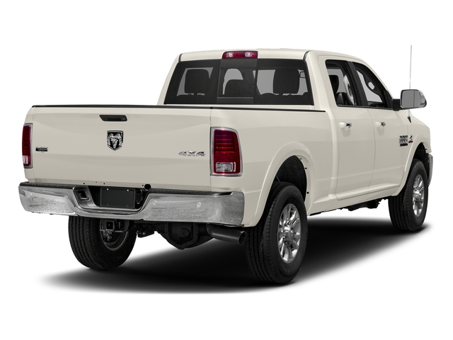 Pearl White 2016 Ram 3500 Pictures 3500 Crew Cab Laramie 2WD photos rear view