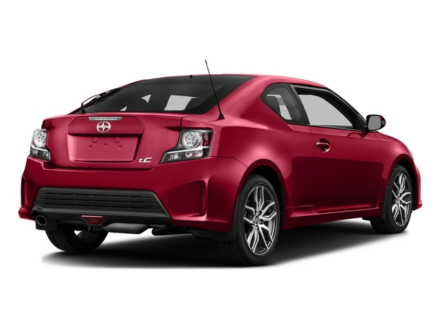 Absolutely Red 2016 Scion tC Pictures tC Liftback 3D I4 photos rear view