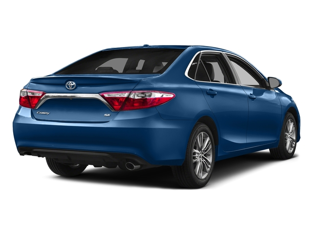 Blue Streak Metallic 2016 Toyota Camry Pictures Camry Sedan 4D Special Edition I4 photos rear view
