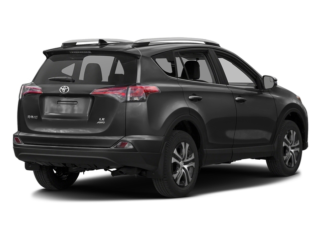Magnetic Gray Metallic 2016 Toyota RAV4 Pictures RAV4 Utility 4D LE 2WD I4 photos rear view