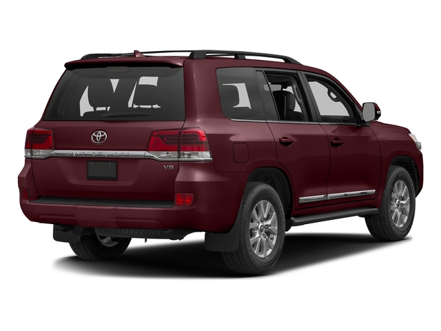 Brandywine Mica 2016 Toyota Land Cruiser Pictures Land Cruiser Utility 4D 4WD V8 photos rear view