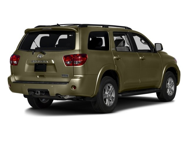 Pyrite Mica 2016 Toyota Sequoia Pictures Sequoia Utility 4D SR5 2WD V8 photos rear view