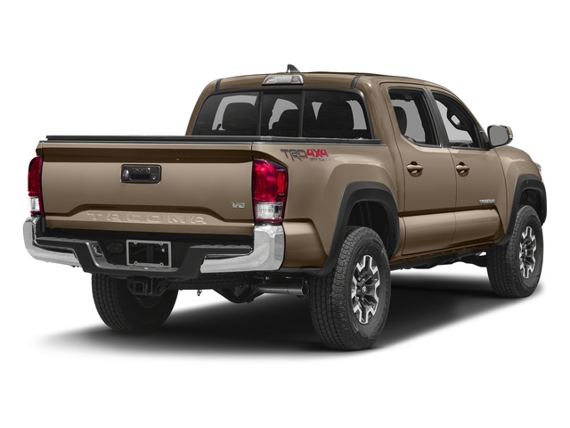 Quicksand 2016 Toyota Tacoma Pictures Tacoma TRD Off-Road Crew Cab 2WD V6 photos rear view