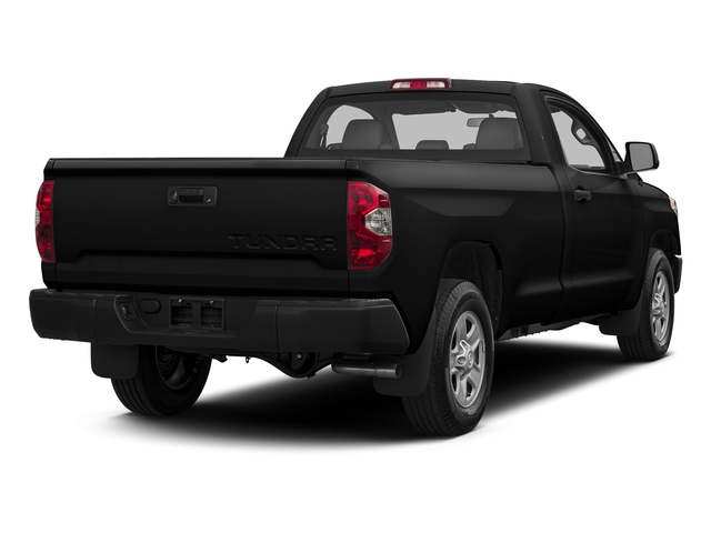Black 2016 Toyota Tundra 4WD Truck Pictures Tundra 4WD Truck SR 4WD photos rear view