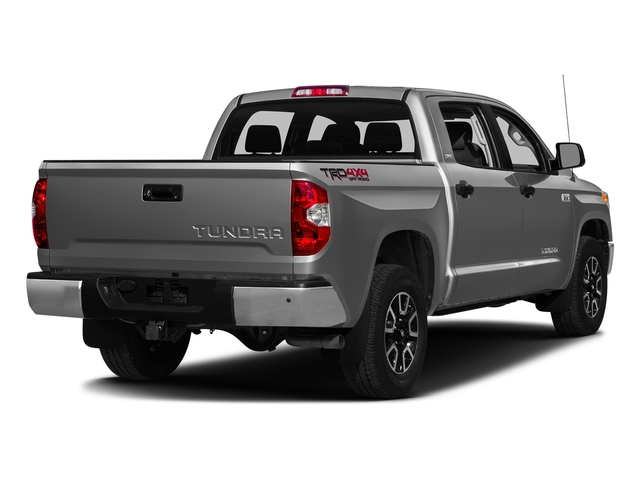Silver Sky Metallic 2016 Toyota Tundra 2WD Truck Pictures Tundra 2WD Truck SR5 CrewMax 2WD photos rear view