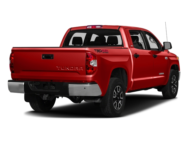 Inferno 2016 Toyota Tundra 2WD Truck Pictures Tundra 2WD Truck SR5 CrewMax 2WD photos rear view