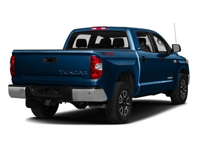 Blazing Blue Pearl 2016 Toyota Tundra 2WD Truck Pictures Tundra 2WD Truck SR5 CrewMax 2WD photos rear view
