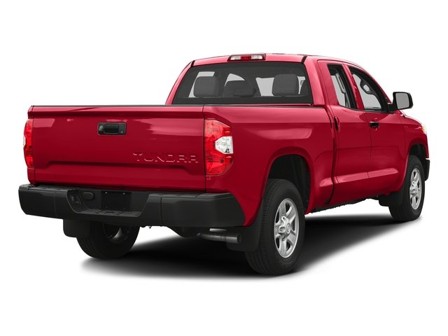 Radiant Red 2016 Toyota Tundra 2WD Truck Pictures Tundra 2WD Truck SR Double Cab 2WD photos rear view