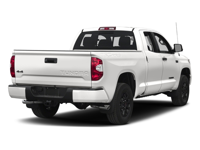 Super White 2016 Toyota Tundra 4WD Truck Pictures Tundra 4WD Truck TRD Pro Double Cab 4WD photos rear view