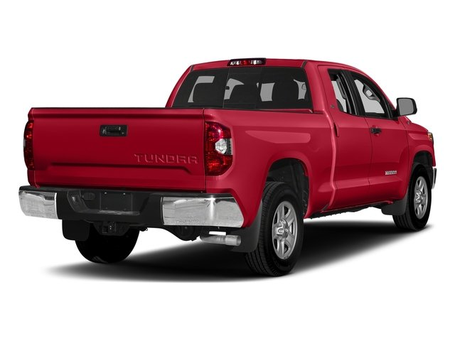 Radiant Red 2016 Toyota Tundra 4WD Truck Pictures Tundra 4WD Truck SR5 Double Cab 4WD photos rear view