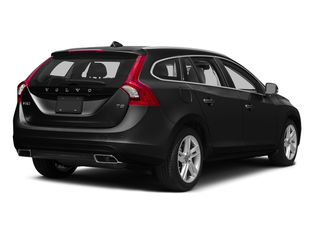 Black Stone 2016 Volvo V60 Pictures V60 Wagon 4D T5 Premier AWD Turbo photos rear view