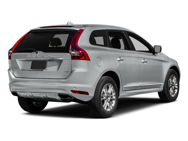 Crystal White Pearl 2016 Volvo XC60 Pictures XC60 Util 4D T6 Drive-E 2WD I4 Turbo photos rear view