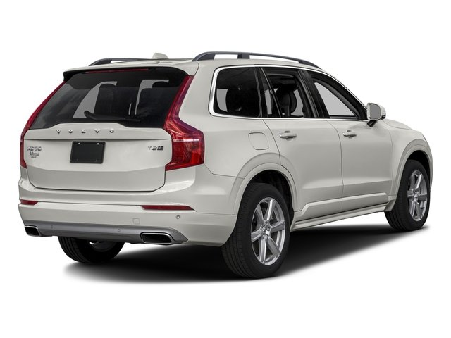 Crystal White Pearl 2016 Volvo XC90 Hybrid Pictures XC90 Hybrid Utility 4D T8 Inscription AWD Hybrid photos rear view