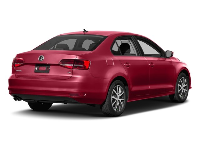 Tornado Red 2016 Volkswagen Jetta Sedan Pictures Jetta Sedan 4D Sport I4 Turbo photos rear view