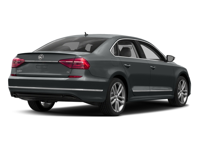 Urano Gray Metallic 2016 Volkswagen Passat Pictures Passat Sedan 4D R-Line I4 Turbo photos rear view