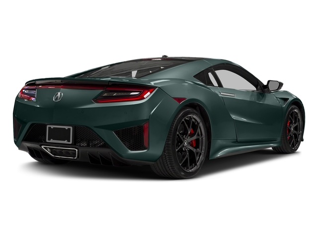 Nord Gray Metallic 2017 Acura NSX Pictures NSX Coupe photos rear view