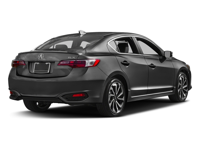 Modern Steel Metallic 2017 Acura ILX Pictures ILX Sedan w/Premium/A-SPEC Pkg photos rear view