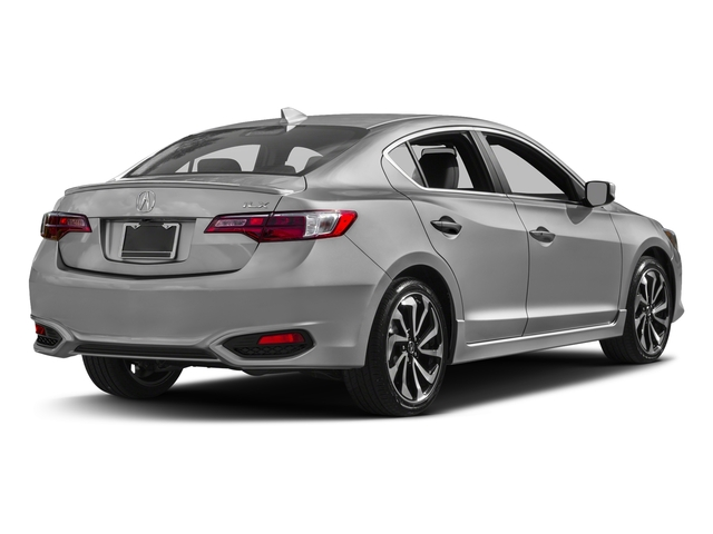 Lunar Silver Metallic 2017 Acura ILX Pictures ILX Sedan w/Premium/A-SPEC Pkg photos rear view