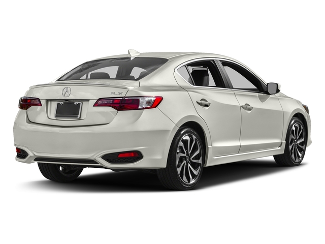 Bellanova White Pearl 2017 Acura ILX Pictures ILX Sedan w/Premium/A-SPEC Pkg photos rear view