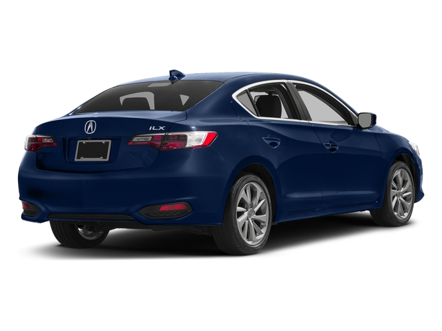 Catalina Blue Pearl 2017 Acura ILX Pictures ILX Sedan 4D Technology Plus I4 photos rear view