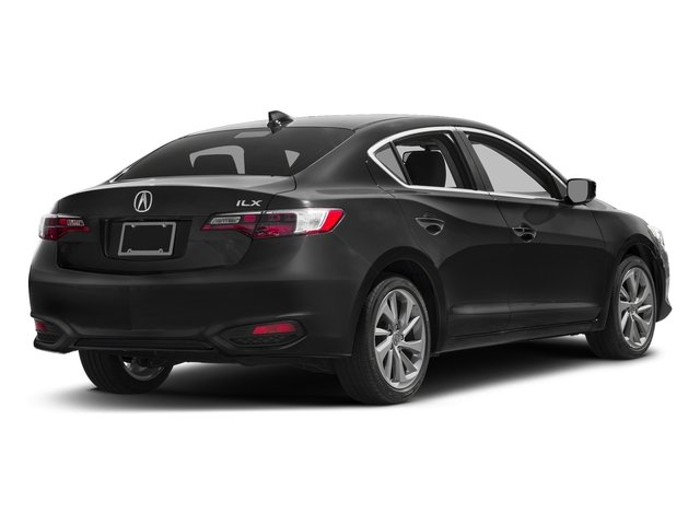 Modern Steel Metallic 2017 Acura ILX Pictures ILX Sedan 4D Technology Plus I4 photos rear view