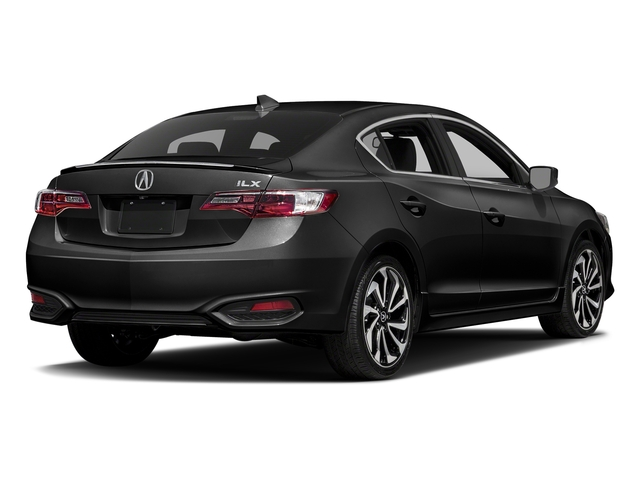 Crystal Black Pearl 2017 Acura ILX Pictures ILX Sedan 4D Technology Plus A-SPEC I4 photos rear view