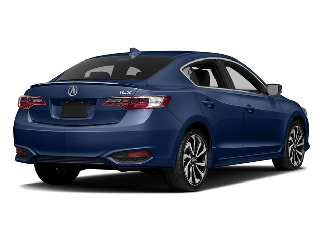 Catalina Blue Pearl 2017 Acura ILX Pictures ILX Sedan 4D Technology Plus A-SPEC I4 photos rear view