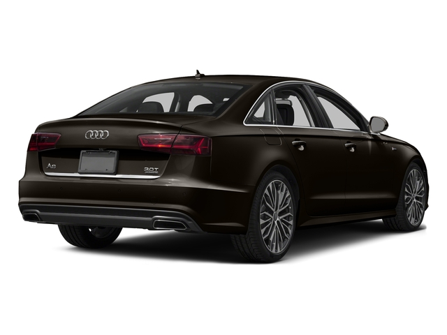 Java Brown Metallic 2017 Audi A6 Pictures A6 3.0 TFSI Premium Plus quattro AWD photos rear view