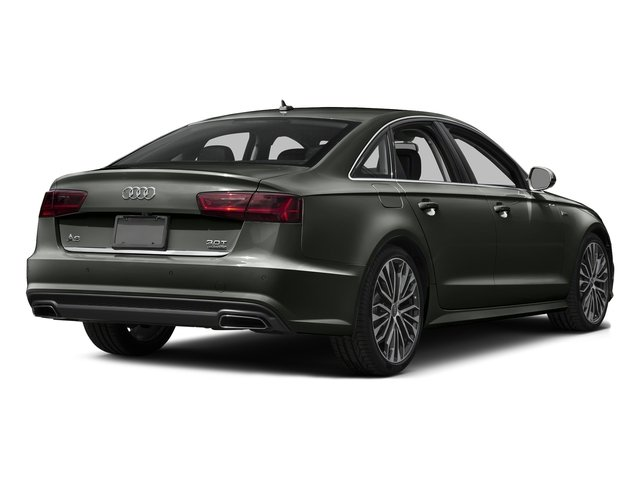 Daytona Gray Pearl Effect 2017 Audi A6 Pictures A6 Sed 4D 3.0T Competition Prestige AWD photos rear view